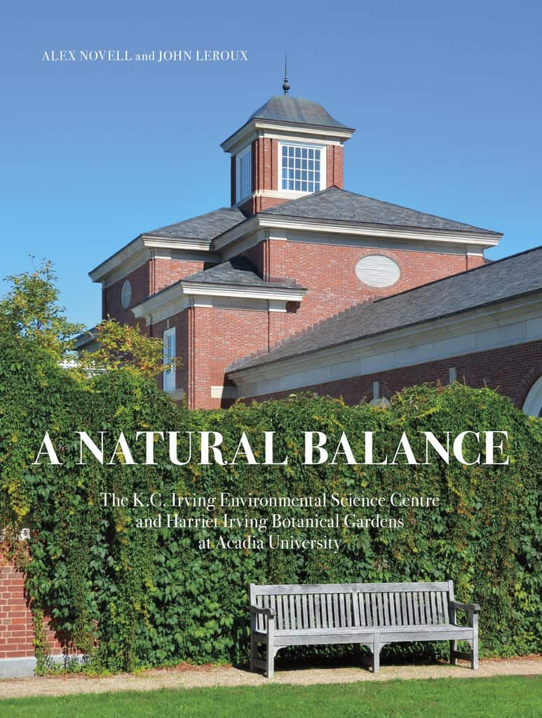 Cover image of A Natural Balance book